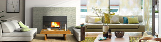 interior design and styling
